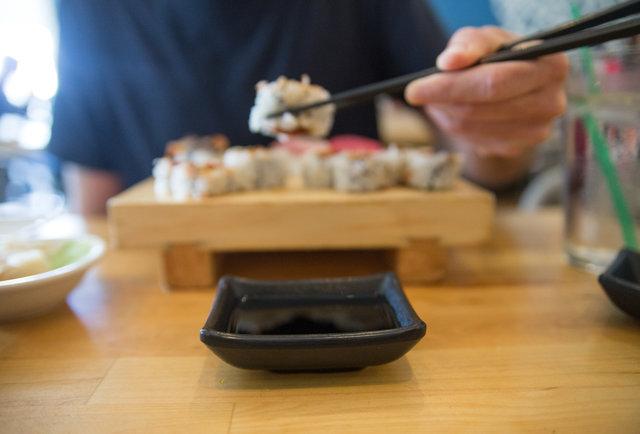 Bạn đã ăn sushi đúng cách?