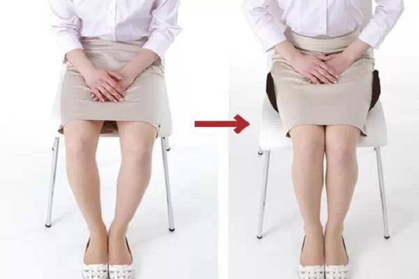 """Phương pháp khắc phục đôi chân """"hình chữ O"""" cho bạn gái"""