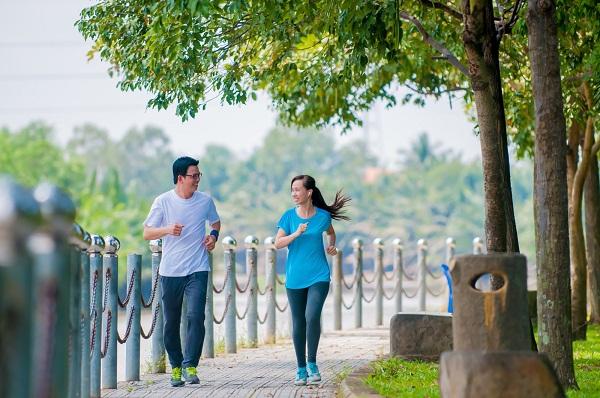 Hướng dẫn chạy bộ thể dục đúng cách