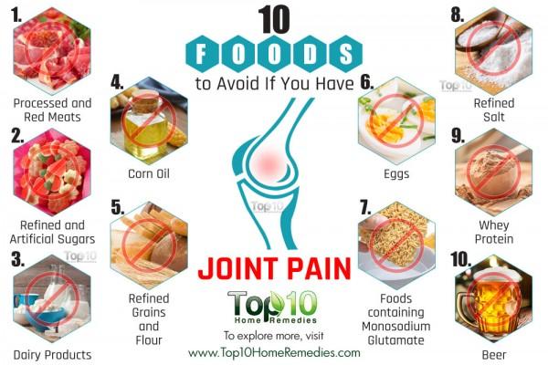 10 đại kị bạn cần nhớ khi bị đau khớp