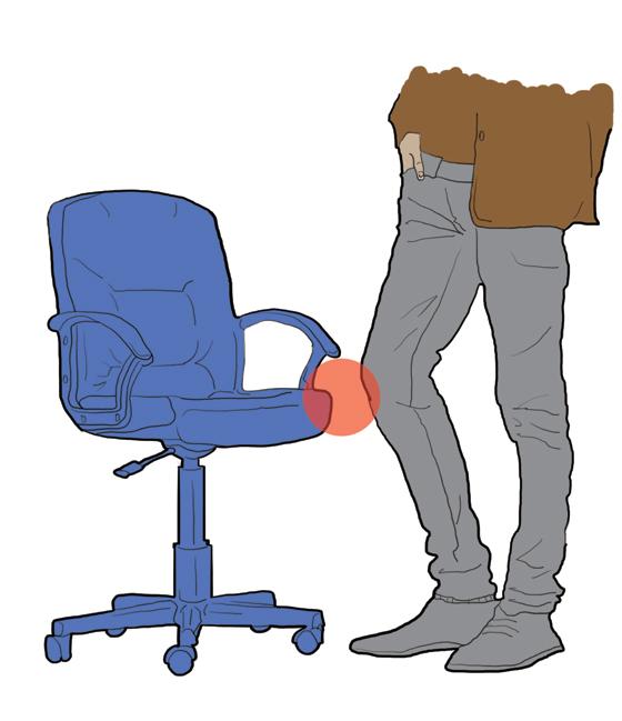 Bảo vệ cột sống thắt lưng ở nam giới