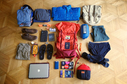 20 nguyên tắc khi sắp xếp hành lý du lịch
