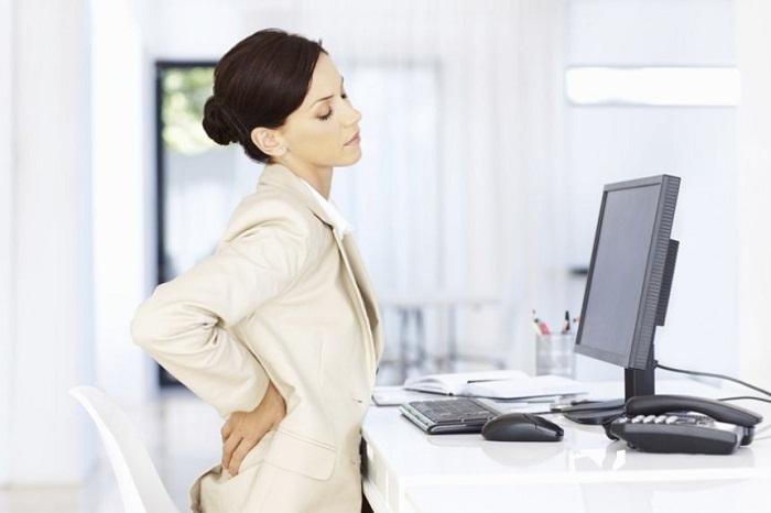 Cách ngồi giúp giảm bớt đau lưng