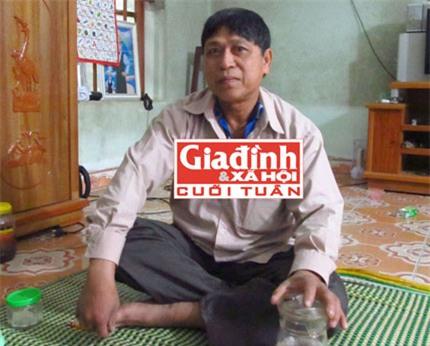 Người lính già xứ Mường Vang và bài thuốc gia truyền chữa bệnh trĩ