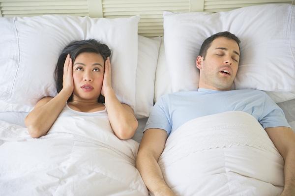 Bí kíp điều trị tật xấu ngáy to như sấm khi ngủ