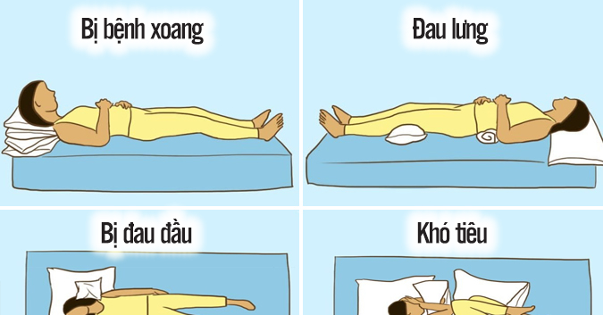 Khoa học chứng minh: Điều chỉnh tư thế ngủ có thể cải thiện sức khỏe