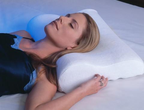 Tác dụng của gối ngủ với sức khỏe