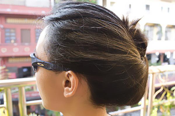 Vị trí tóc bạc nói lên điều gì về sức khoẻ của bạn?