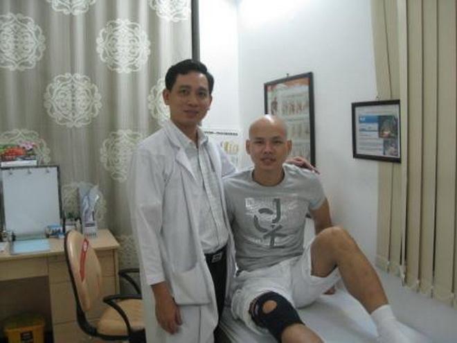 Các loại chấn thương thường gặp trong tập luyện, thi đấu thể thao