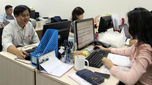 """Cho thuê """"văn phòng ảo"""": Chục giám đốc ngồi chung 1 phòng"""
