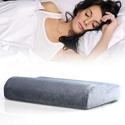Gối ngủ cao su non tiêu chuẩn chống ngáy GDH-01