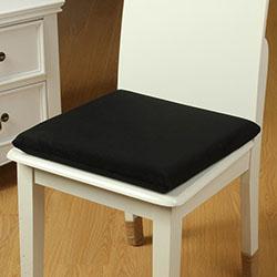 Gối lót ghế ngồi vuông vỏ nhung GLM-03
