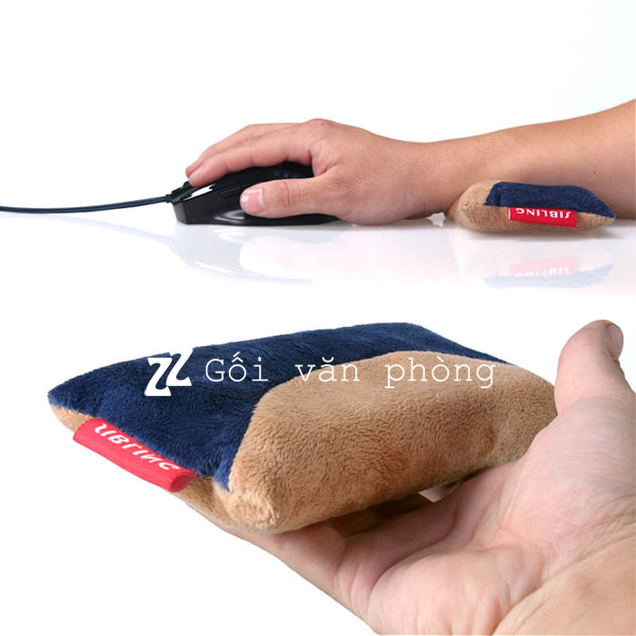 Gối kê cổ tay cao su non chống đau khớp GLT-01