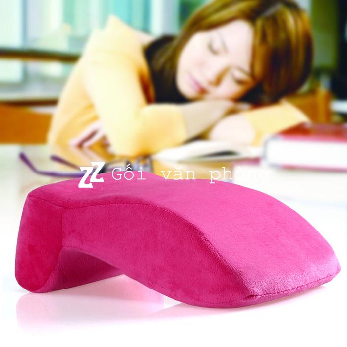 Gối ngủ ngồi văn phòng mắt trúc mát GNN-01