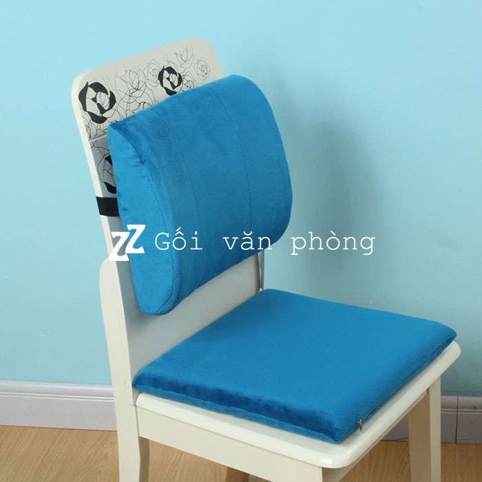 Đệm lưng ghế văn phòng cỡ to GTL-02