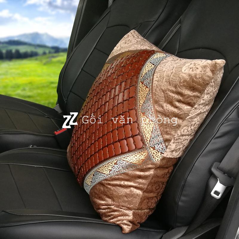 gối tựa ghế ô tô