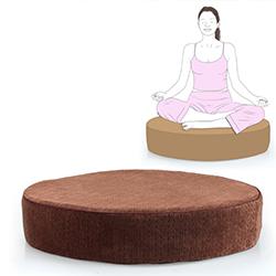 Nệm ngồi thiền, tập khí công, yoga hình tròn siêu lớn LM100